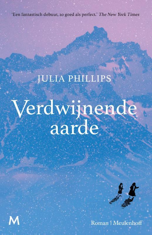 cover Julia Phillips verdwijnende aarde