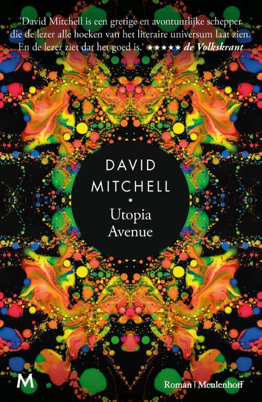 David MItchell_b150xh230mm_Utopia Avenue_stofomslag_DEF.indd