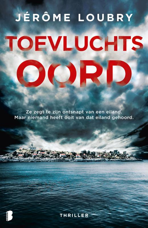 jerome loubry toevluchtsoord cover