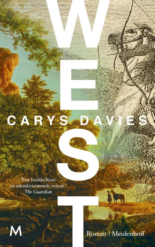 cover omslag west carys davies